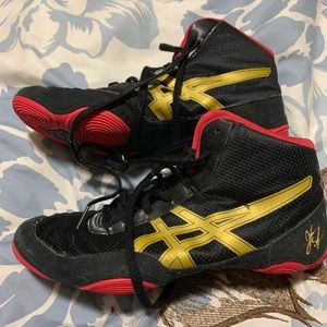ASICS Youth Wrestling Shoes Size 6